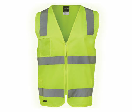 JB's Zip Safety Vest 6DNSZ