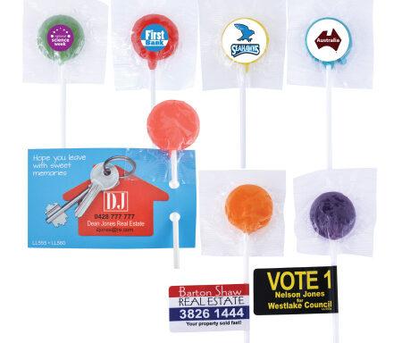 Logo Lollipops LL555