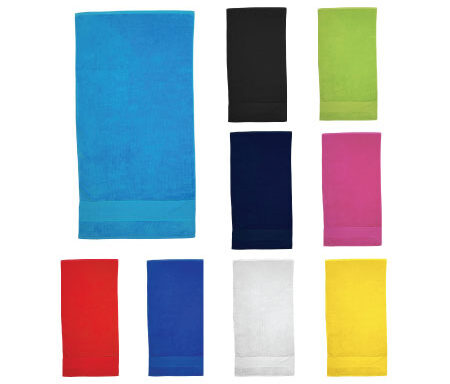 Terry Velour Towel M100