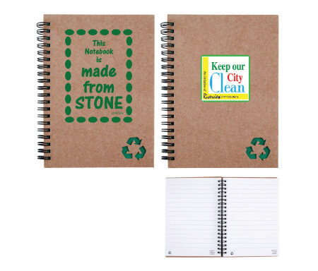 Stone Paper Notebook LL9753