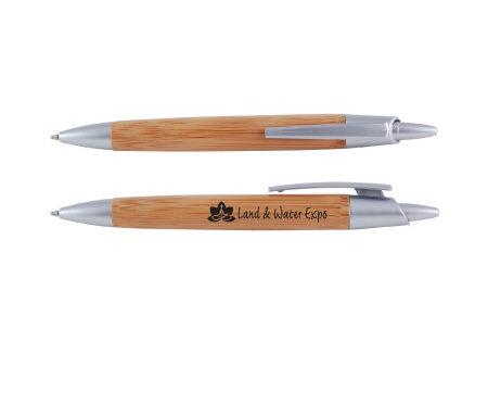 Bamboo Ballpoint Pen LL2021
