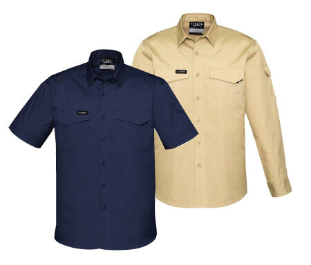 Syzmik Rugged Drill Shirt ZW405