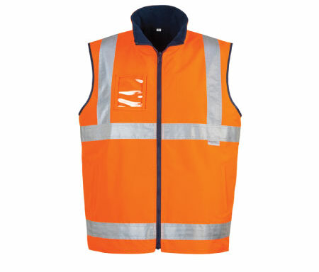 Syzmik Fleece-Lined Vest ZV358