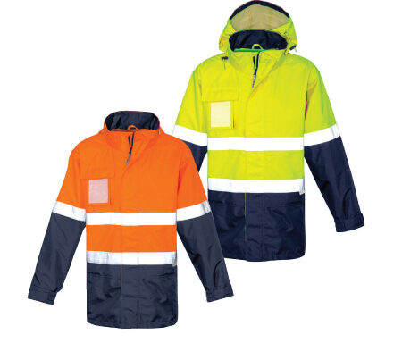 Syzmik Ultralite Waterproof Jacket ZJ357
