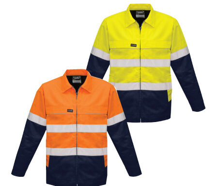 Syzmik Cotton Drill Jacket ZJ590