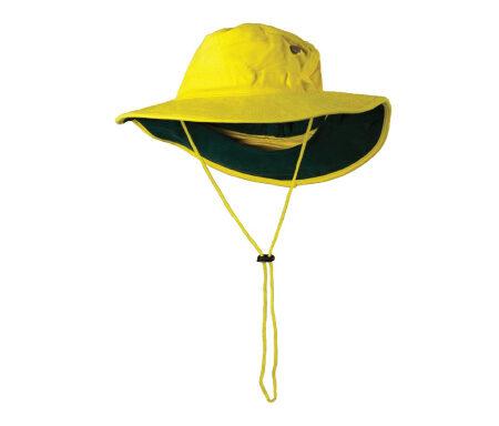 Hi Vis Wide Brim Hat MC601