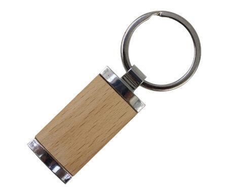 Wooden Keyring JK060