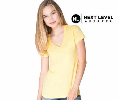 Women's Ideal V-Neck NL1540