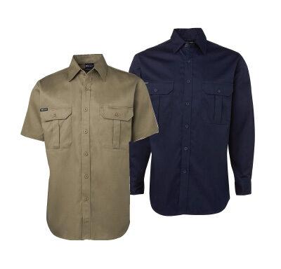 JB's 190g Work Shirt 6WSS