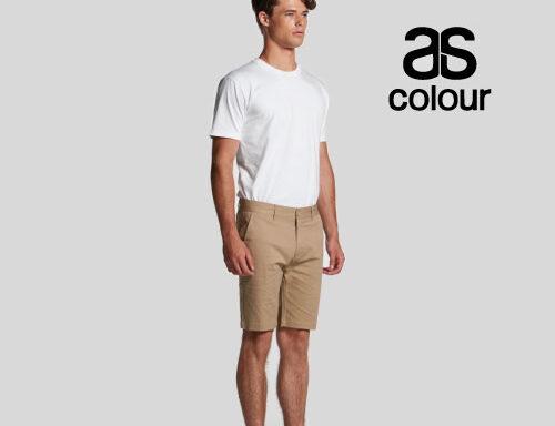 AS Colour Plain Shorts 5902