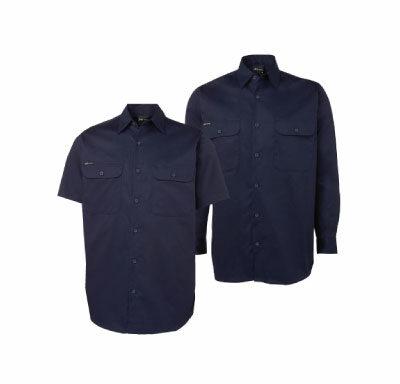 JB's 150g Work Shirt 6WSLS