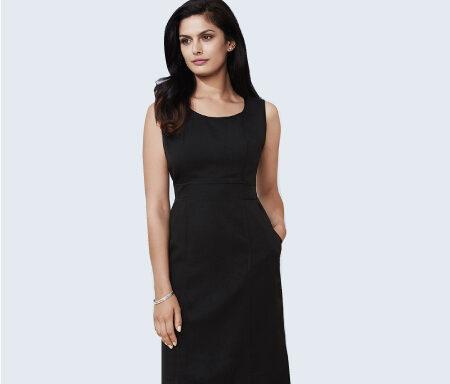 Women's Sleeveless Dress 30111