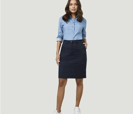 Lawson Ladies' Chino Skirt BS022L