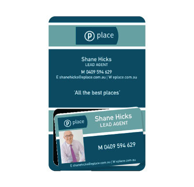 Pop Out Business Card/Frame Magnet POP2