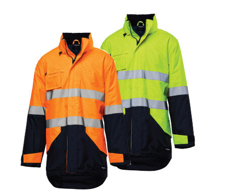 King Gee Anti-Static Jacket K55035