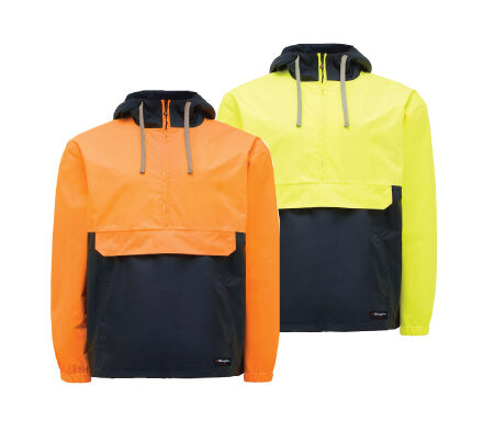 King Gee Wet Weather Pullover Jacket K55052