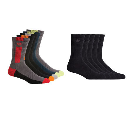 King Gee Crew Cotton Work Socks (5 Pack) K09035