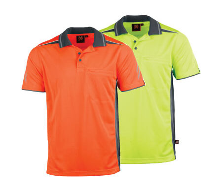 Winning Spirit Unisex Cooldry Vented Polo PS210