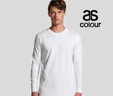 AS Colour Base Long Sleeve Tee 5029