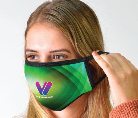 Cotton Face Mask LN8890
