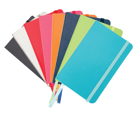 A4 Notebook with Elastic Closure G1144
