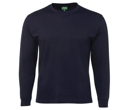 Colours of Cotton Long Sleeve Tee 1LS