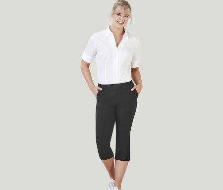 Jane 3/4 Length Stretch Pant CL040LL