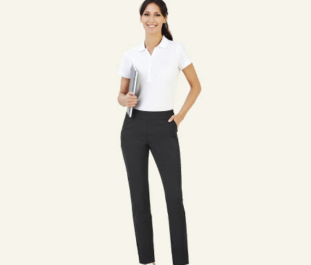 Jane Ankle Length Stretch Pant CL041LL