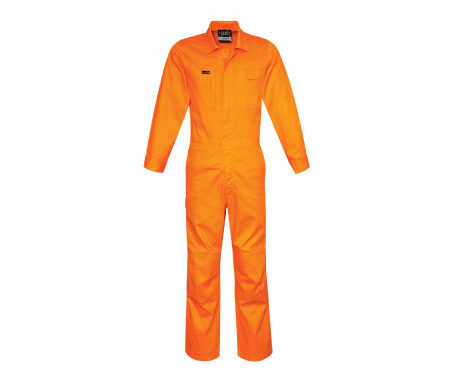 Syzmik Lightweight Cotton Drill Overall ZC560