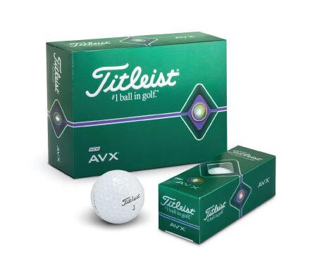 Golf Balls – Titleist AVX 118394