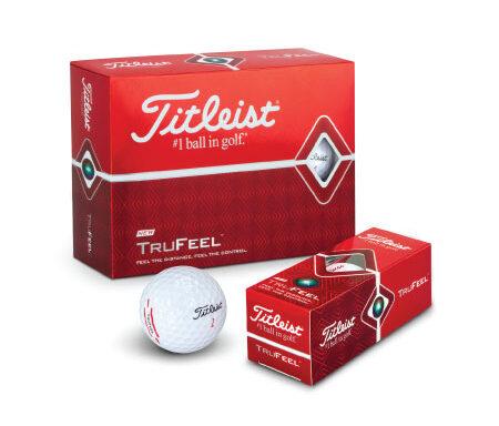 Golf Balls – Titleist TruFeel 118397