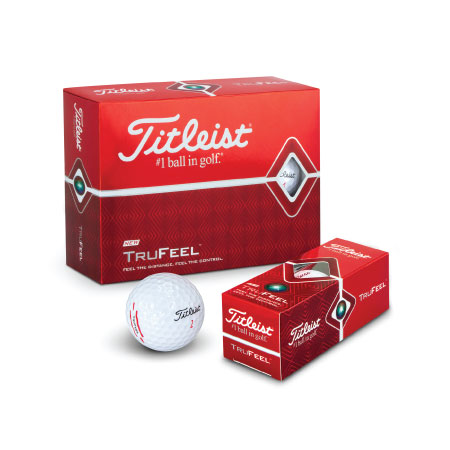 Golf Balls – Titleist TruFeel 118397
