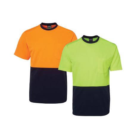 JB's Hi Vis Traditional T-Shirt 6HVT