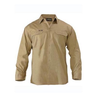 Bisley Lightweight Drill Shirt BS6893