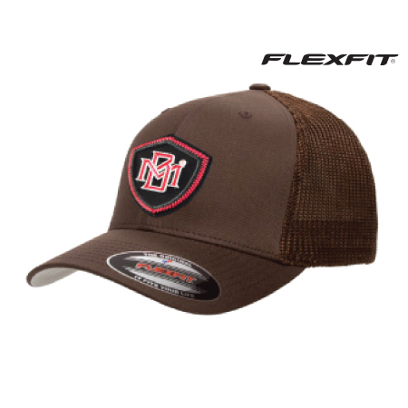 GRACE 3D Flexfit Trucker Cap 6511