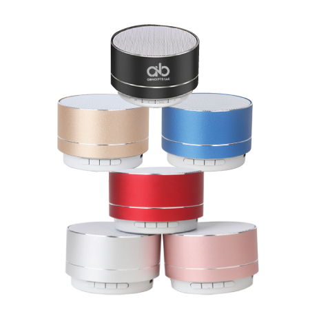 Metal Fashion Bluetooth Speaker PCT134B
