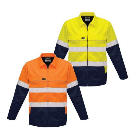 Syzmik Cotton Drill Jacket ZJ590