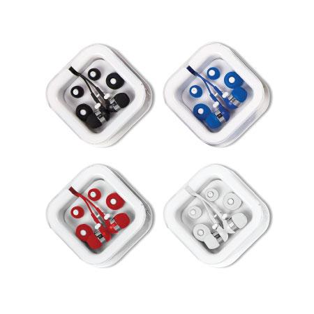 Earphones in Case PS9103