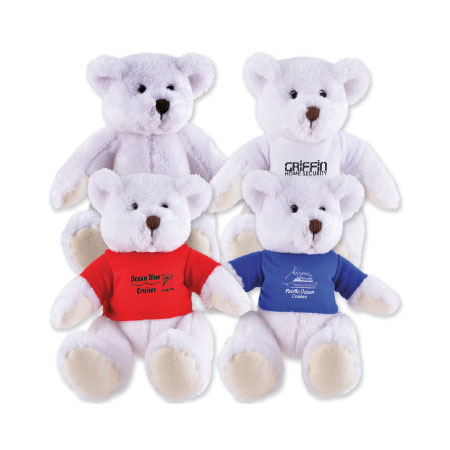 Frosty Plush Bear LL40883