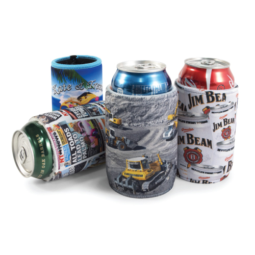 Full Colour Stubby Coolers