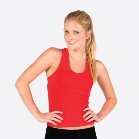 Gym Singlet – Ladies T666LD