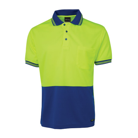 JB's Hi Vis Traditional Polo 6HVPS