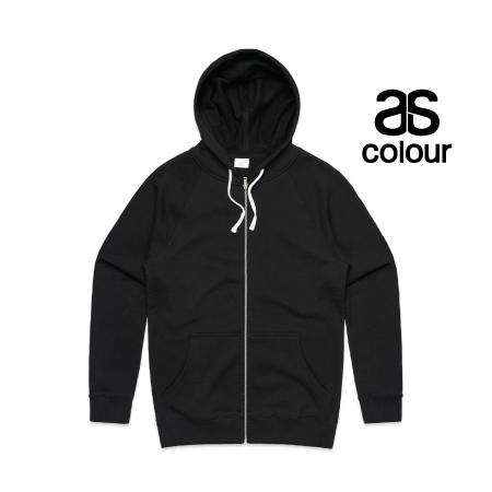 AS Colour Premium Zip Hood 5122S