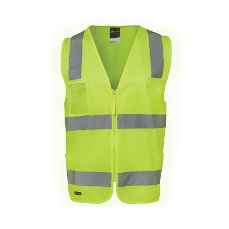 JB's Zip Safety Vest 6DNSZ
