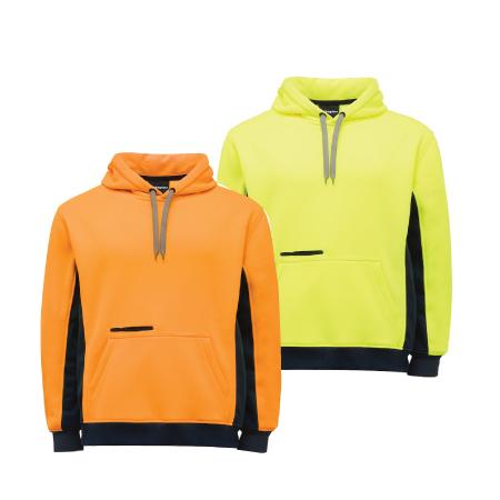 King Gee Hi Vis Pullover Jersey Fleece K55033