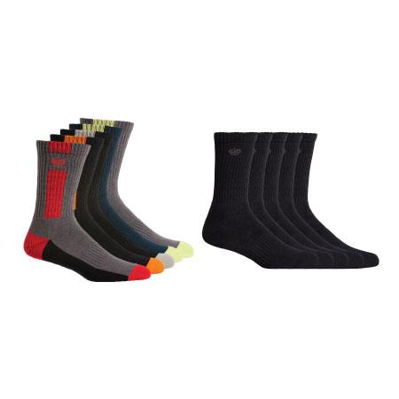 King Gee Crew Cotton Work Socks (5 Pack) K09035