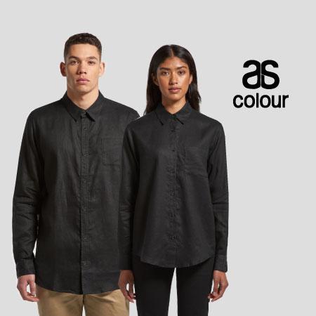 Linen Shirt 5418