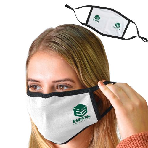 Shield Cotton Face Mask LL8892