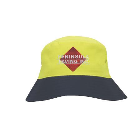 Luminescent Safety Bucket Hat 3929