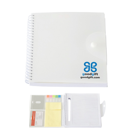 A5 Frosty Notepad J151